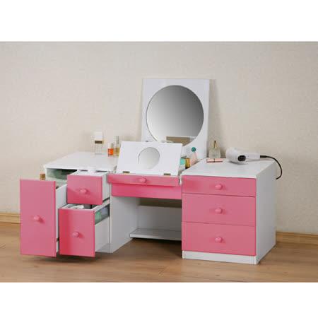 《C&B》豪華型和室化妝兩用書桌