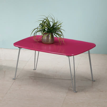 C&B 日系粉彩折疊和室桌(60*45)-十色可選