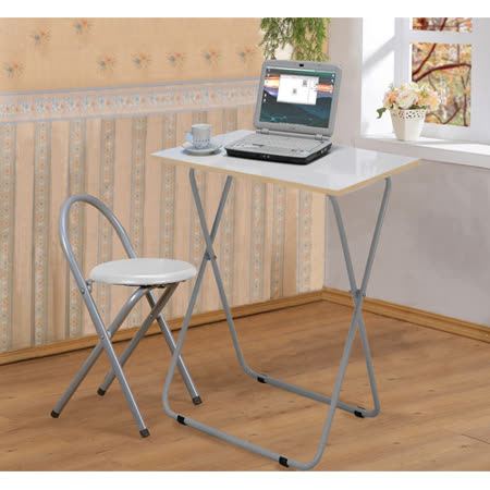 《C&B》摺疊桌椅組(一桌 + 一椅)
