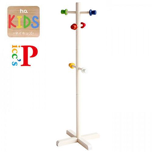 ~C B~na~KIDS Picc's快樂兒童衣帽架