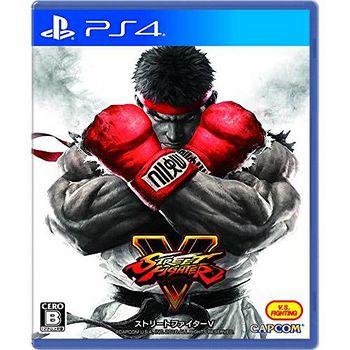 PS4 快打旋風5 亞洲中文版