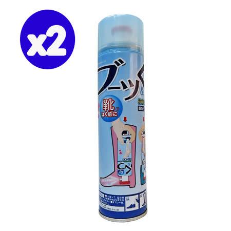 日本 PINOLE 360°零死角銀離子除臭噴霧(鞋內專用) 280mL*2入