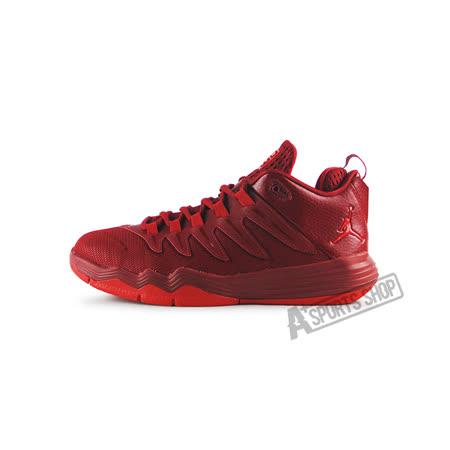 (大童)NIKE JORDAN CP3.IX BG 籃球鞋 紅-810871615