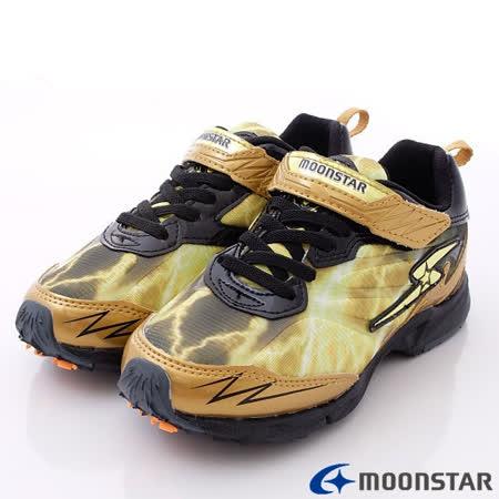 日本Carrot競速童鞋-創新黃金爆發競速款SSJ6693黃-(20cm-25cm)