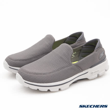 SKECHERS (男) 健走系列 Go Walk 3 - 54045GRY