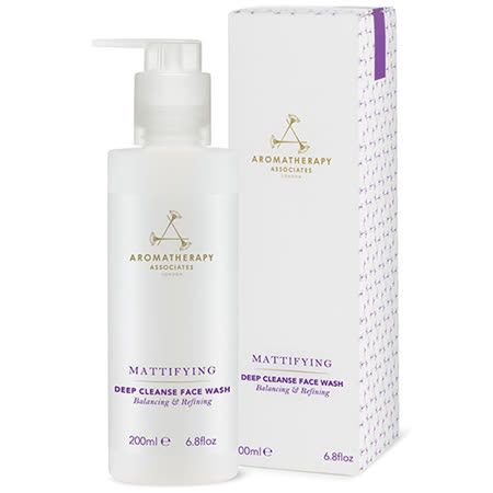 【AA】潔面乳液200ml (Aromatherapy Associates)