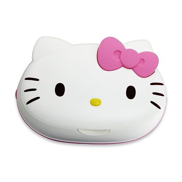 KITTY純水盒裝溼紙巾
