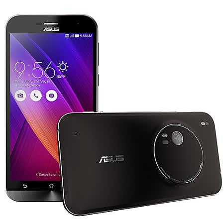 ASUS ZenFone Zoom ZX551ML 4G/64G 5.5吋FHD LTE 智慧型手機(黑色/白色)-【送華碩Zenpower行動電源+手機小 遠 百 板橋皮套+玻璃保護貼】