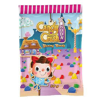 Candy Crush果香軟糖50g
