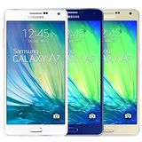 Samsung Galaxy A7 雙四核心全金屬時尚機贈-保護套+玻璃貼+自拍棒+16G記憶卡 5.5吋