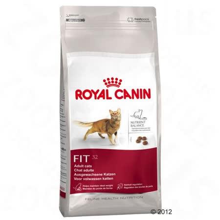 《法國皇家飼料》F32理想體態成貓 (4kg/1包) 寵物飼料 貓咪控制體重