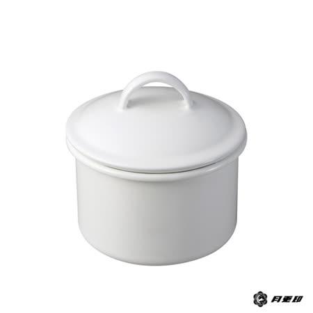 月兔印-琺瑯保存罐(0.5L)