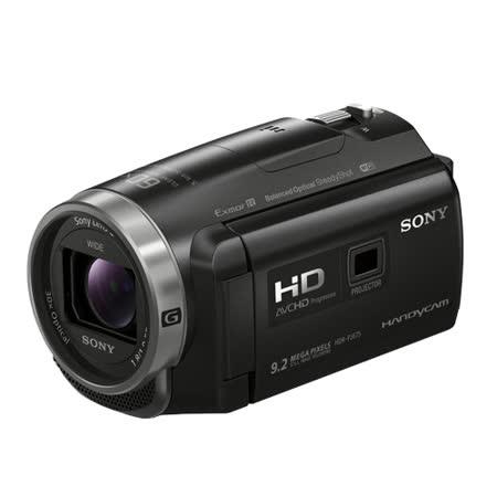 SONY HDR-PJ675 投影系列高畫質攝影機(公司貨).-送原廠鋰電池FV70+充電器+清潔組+保護貼+讀卡機+防潮箱