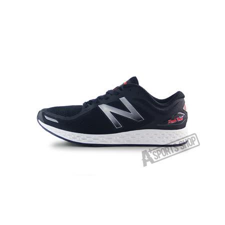 (男)NEW BALANCE 慢跑鞋 黑/白-MZANTBS2