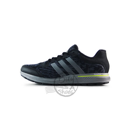 (男)ADIDAS ENERGY BOUNCE ELITE M 慢跑鞋 灰-AF5697