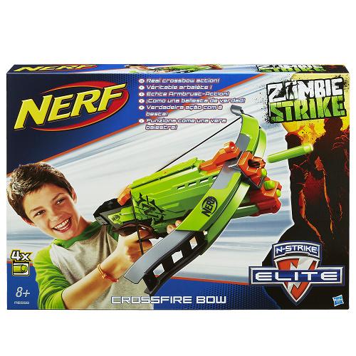 NERF打擊者十字火弓