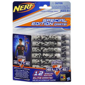 NERF菁英系列限量花紋子彈補充包