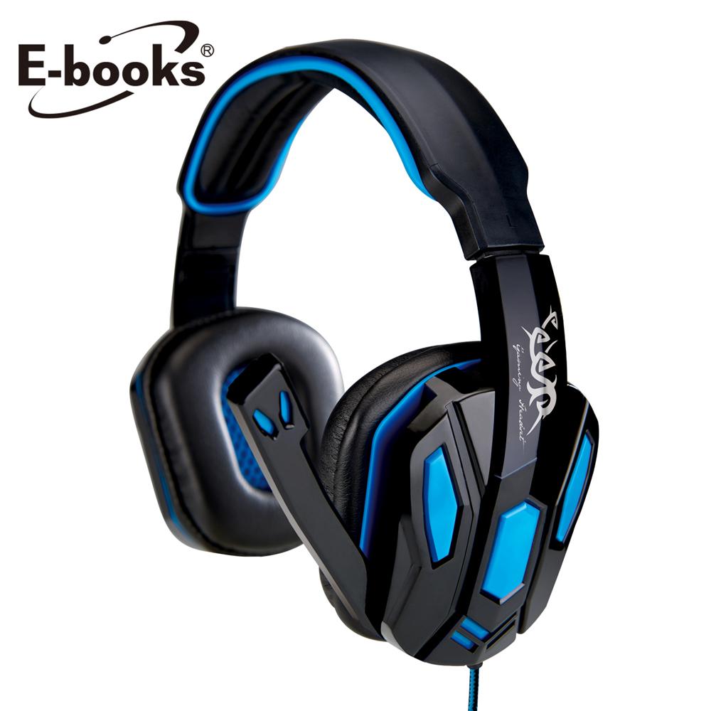 E~books S42 電競頭戴耳機麥克風