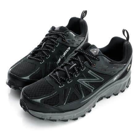 New Balance(男)Gore-Tex 慢跑鞋-黑-MT610GX4