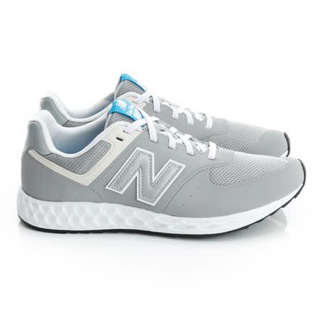New Balance(男)574復古慢跑鞋-灰-MFL574AG