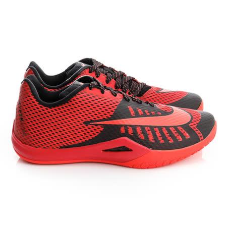 NIKE(男)HYPERLIVE EP 籃球鞋-紅-820284600