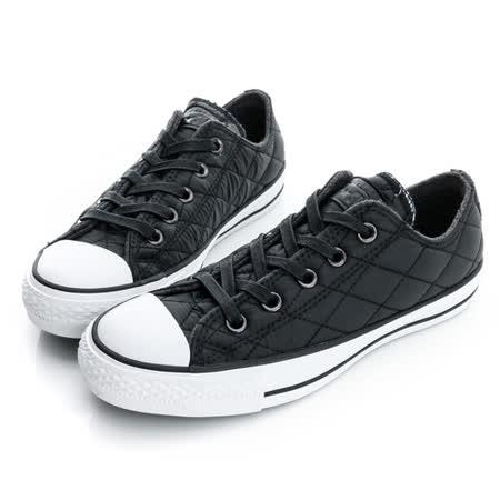 Converse 男/女鞋  帆布鞋-黑-149550C
