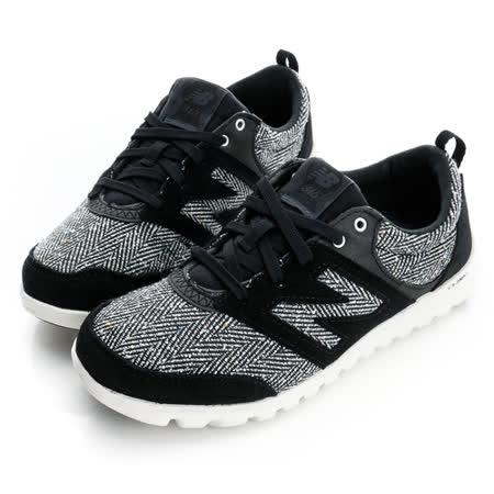 New Balance(女)經典復古鞋-黑-WL315BH