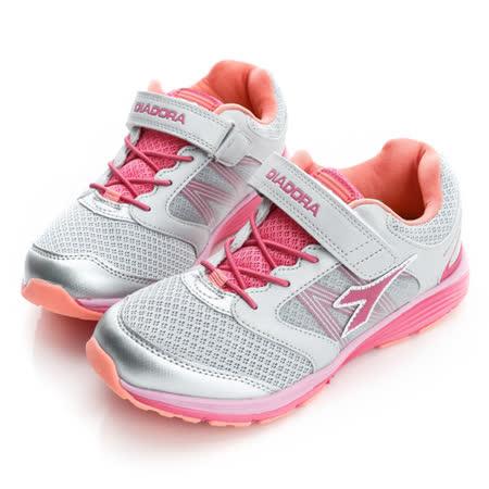 DIADORA(童)慢跑鞋-DA5AKR2252