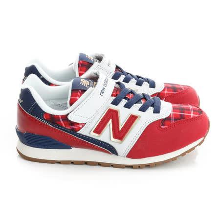 New Balance(童)996經典復古鞋-紅-KV996CCY