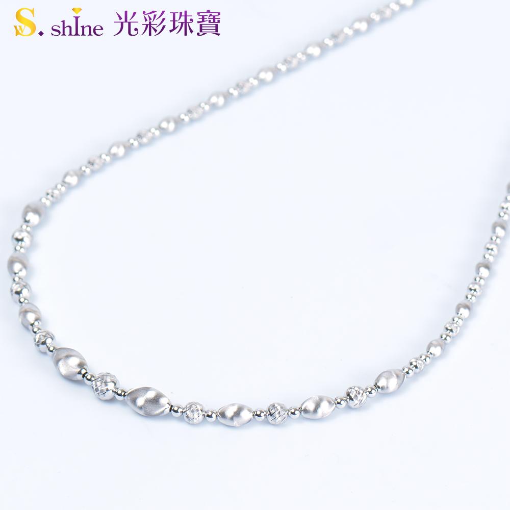 【光彩珠寶】日本專櫃VENUS鉑金項鍊