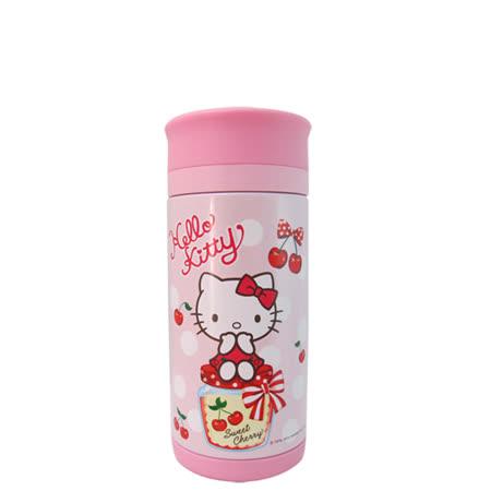 【Hello Kitty】不鏽鋼真空保溫杯(KF-5603)