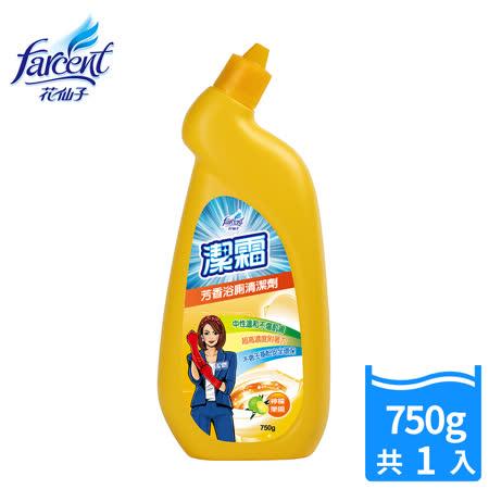 【潔霜】芳香浴廁清潔劑-檸檬樂園_JB4091YXF