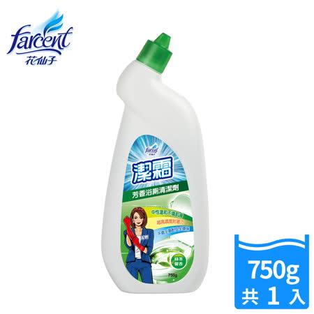 【潔霜】芳香浴廁清潔劑-綠茶馨香_JB4091WXF