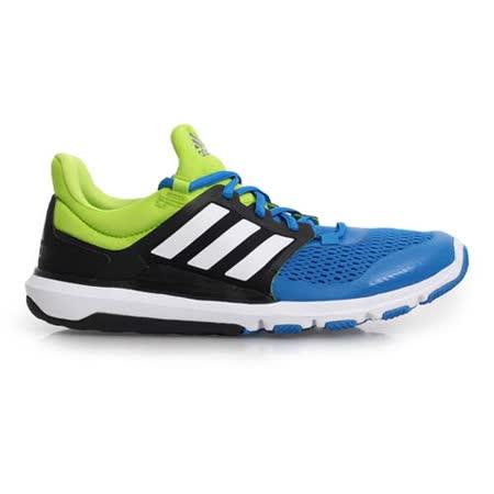 (男) ADIDAS ADIPURE 360.3 M 慢跑鞋- 路跑 愛迪達 黑綠藍