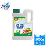 【潔霜】地板清潔劑-檸檬香_JF8192GXF