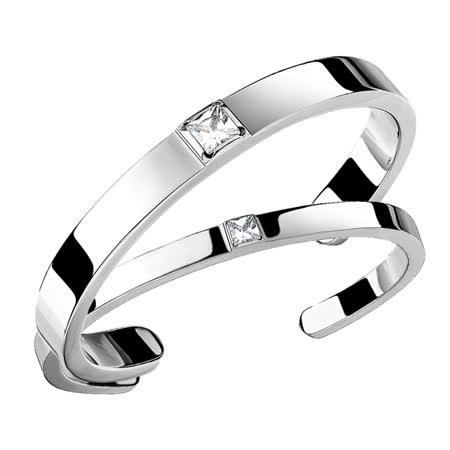 【真心勸敗】gohappy快樂購ROYAL DAMON 羅亞戴蒙 只有你-情侶手環去哪買愛 買 打工