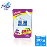 【潔霜】地板清潔劑補充包-薰衣草_JF8201VXF