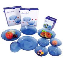 【BBC-glass】寶石藍-鯉魚盤組(2入9吋盤)+玫瑰盤組(2入9吋盤)+玫瑰碗組(5入5吋碗)