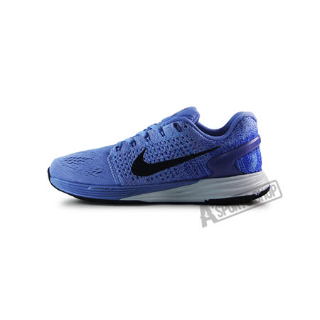 (女)NIKE WMNS NIKE LUNARGLIDE 7 慢跑鞋 淺紫-747356404
