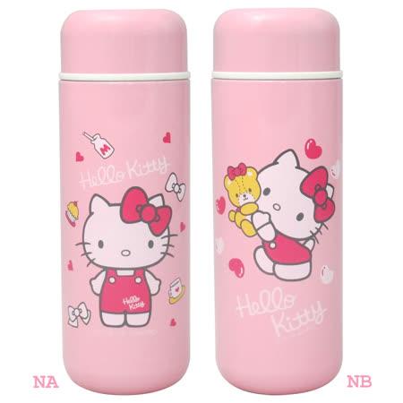 ★Hello Kitty★Hello Kittyの玫瑰 真空保溫杯KF-5300 (大)