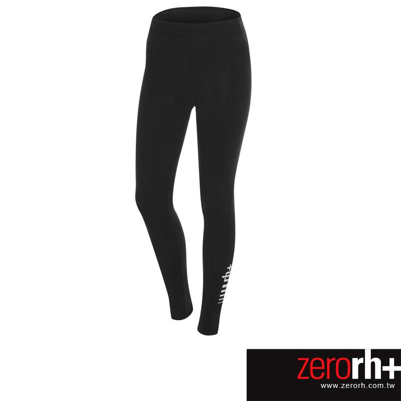 ZeroRH 義大利 Ergo W Tight刷毛自行車褲 ~黑白、黑色~ ICD0231