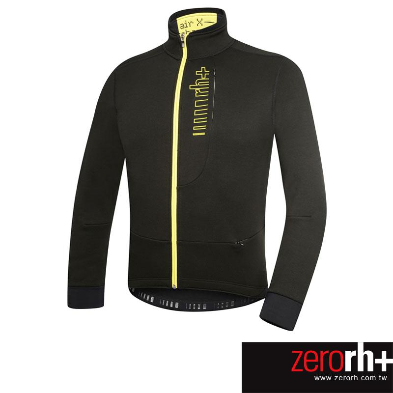 ZeroRH 義大利競賽級PW Beta Jersey防風保暖自行車外套 ~黑黃、黑紅~