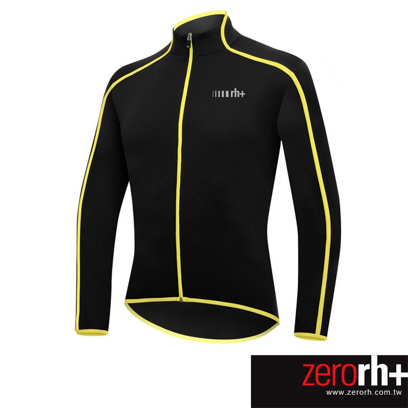 ZeroRH 義大利 Prime Jersey刷毛自行車衣 ~黑白、黑黃~ ICU0234