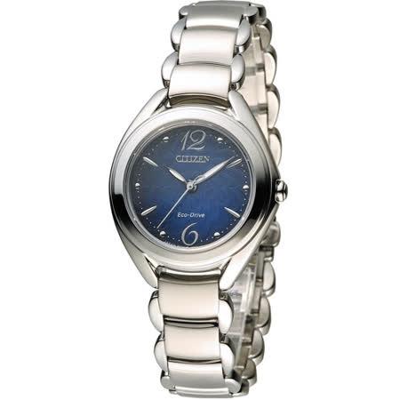 星辰 CITIZEN L系列 花舞漾動時尚腕錶 FE2070-50L