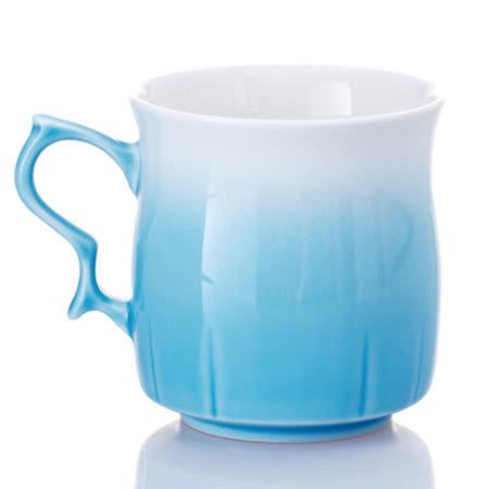 乾唐軒活瓷‧甜心杯 ( 白藍 )