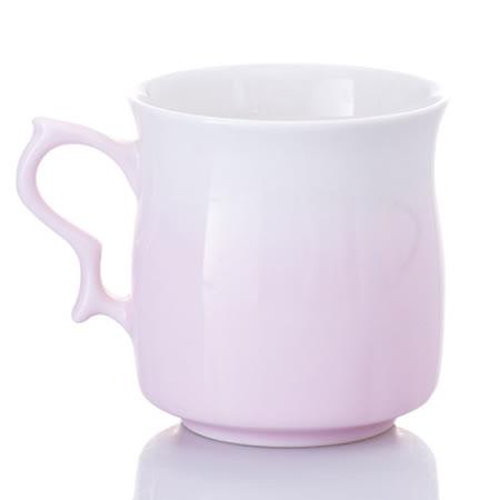乾唐軒活瓷‧甜心杯 ( 白粉紅 )