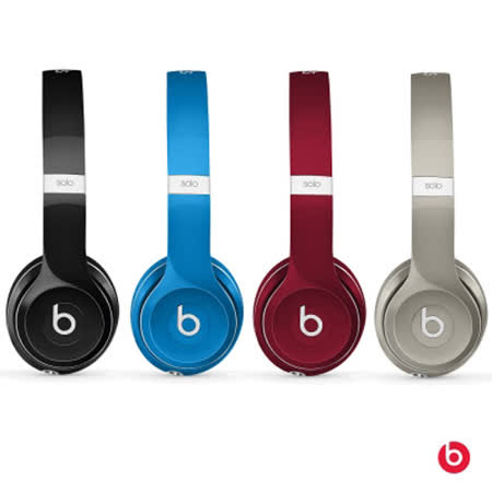 Beats Solo2 耳罩式耳機-Luxe edition