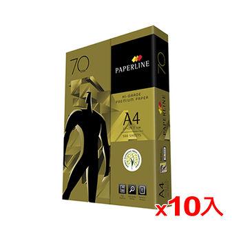★10件超值組★金牌 A4多功能影印紙70磅500張