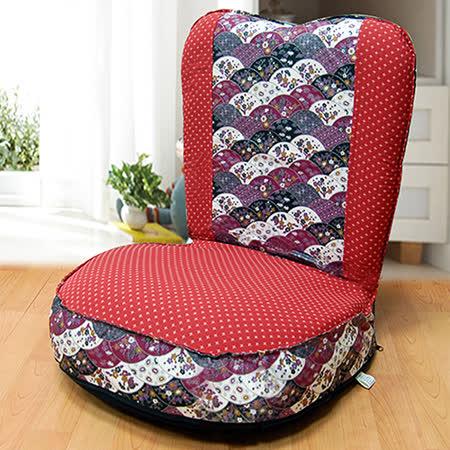 【網購】gohappy快樂購物網KOTAS 妮特日式休閒和室椅-紅好嗎a8