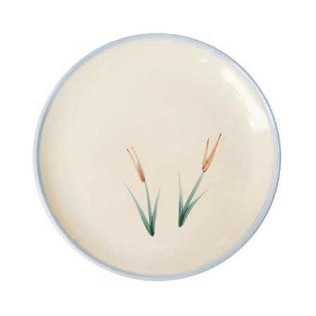 PEKOE飲食器-復古台灣盤.中盤(金針)